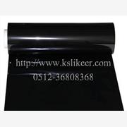 供应超薄PET黑色遮光胶带