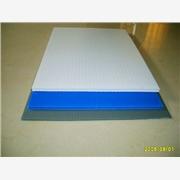 供应昆山中空瓦楞板 透明PP塑料板