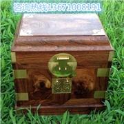 红木复古首饰盒丨木质珠宝箱丨北京红木工艺品丨木质珠宝箱价格