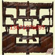 供���t木中式展示架