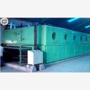 供应BS 单板冷风导热油蒸汽烘干机
