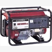 SH5000DX汽油发电机