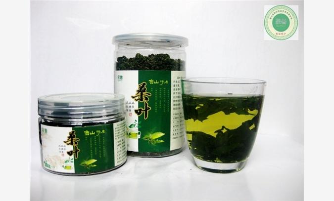 泉鲁牌纯天然野生桑叶茶