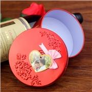 供应实智厂家直销 个性创意结婚糖果盒中式