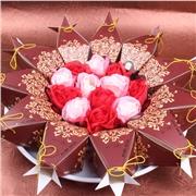 供应个性创意 巧克力水果糖果婚庆拼盘