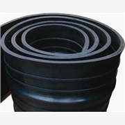 供应宏创各种型号背贴式橡胶止水带