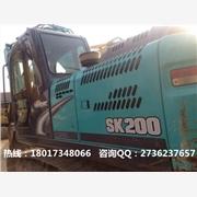 供应二手神钢SK200LC-8神钢挖掘机