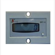 供应苏州圣元电器DFY-3液晶显示电子积时计次器DFY-3