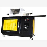全自动椭圆印花机 产品汇 供应广为G-BA8天津广为全自动开槽弯字机G-BA