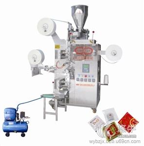 供应 名盛包装机械袋泡茶包装机,袋泡茶内外袋包装机,袋泡茶生产线