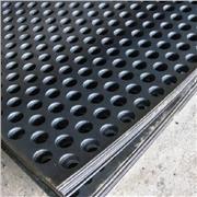合肥冲孔网 冲孔板 圆孔网 防护