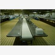供应格耐特设备--不锈钢工作台皮带机
