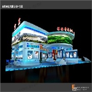 成都西博会设计服务,特价展台设计资讯
