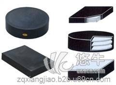 供应衡水中桥橡胶直径≥15圆形 矩形板式橡胶支座