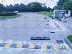 供应深南牌SN橡胶减速带,减速带厂家