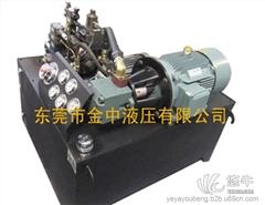 废塑料液压打包机成型机液压系统