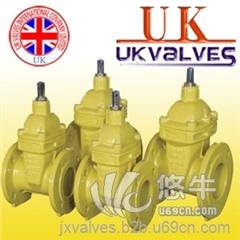 供应英国优科UK天然气闸阀.进