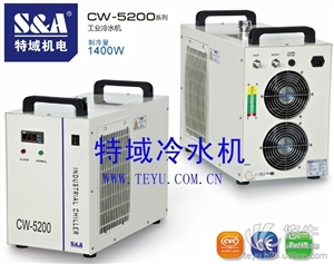 供应特域cw-5200高精度卷板一体UV喷绘机专用冷水