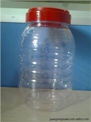 供应蜂蜜专用塑料广口瓶