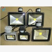 供应本多BD-TGD10本多国际照明雷达感应LED投光灯
