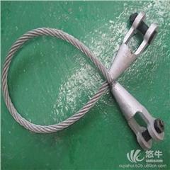 供应力夫特lift6756浇铸钢丝绳索具,可调节钢丝绳浇注
