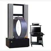 塑料管材环刚度试验机 塑料管材检测设备 波纹管 钢带管