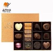 食品包装盒 巧克力包装盒 泉州食品礼盒加工 月饼礼盒生产