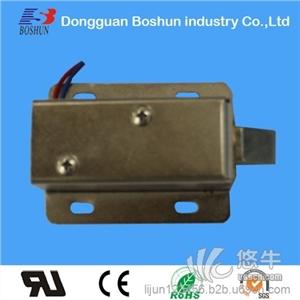 电磁铁 产品汇 供应博顺电磁铁BS-0854小区门禁电磁锁