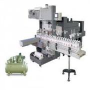沧州旋盖机收缩膜套标机/旋盖机收缩膜套标机设备 协力轻工