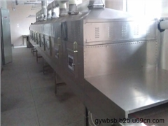 供应威雅斯黄豆微波烘焙设备