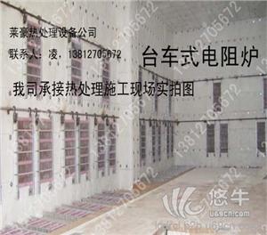 供应莱豪台车式电阻炉