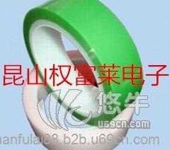 供应绿色雾面灌封胶带 绿色透明灌封胶