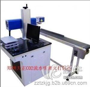 供应郑州天正TZ-GX河南激光打字机激光打码机