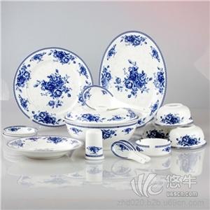 供应正德陶瓷cm0207007元旦礼品陶瓷餐具套装