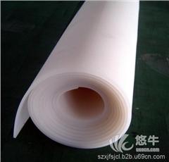 深圳进口硅胶板 白色硅胶板 价格