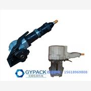 供应上海戈扬KZLS-32唐山钢管打包机|气动分钢带打包机