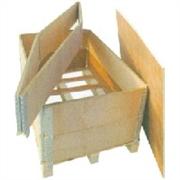 最优质的可折叠木质包装箱,恒盛木材包装提供