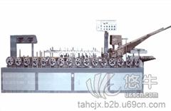 供应泰安鸿程SYBF-300型木皮包覆机