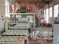 供应泰安鸿程SYFB-9自动化秸秆板生产线