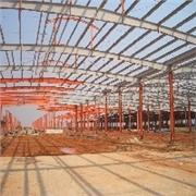 钢结构厂房 钢结构车棚 钢结构雨披  膜结构工程 选【程锦