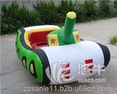 广场大型儿童充气电瓶车价格