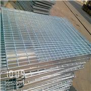 供应烟台日金G255/30/100镀锌钢格板工业平台