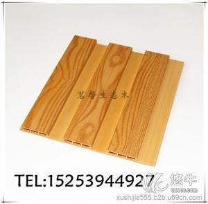 安阳生态木时尚潮流装修生态木墙