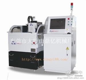 供应鼎亿DY400-E双工作台高光机