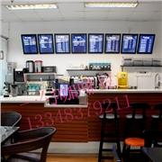 供应衢州咖啡吧台定做 水吧台设计定做批发 带速冻柜工作台