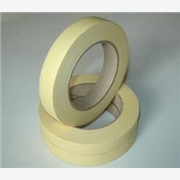 供应权富莱1米黄色美纹纸胶带不残胶