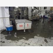 供应合肥K-1000L塑料方桶 1吨PE方桶