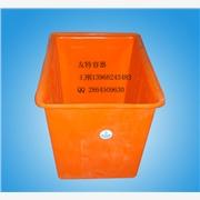大口塑料桶 产品汇 供应江阴落纱桶 方形塑料桶 纺织漂染桶