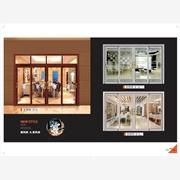 供应广西兆拓铝合金门 铝型材门窗材料厂家定制