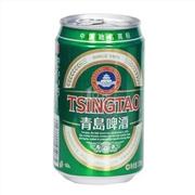 供应青岛经典啤酒330ml青岛经典啤酒
